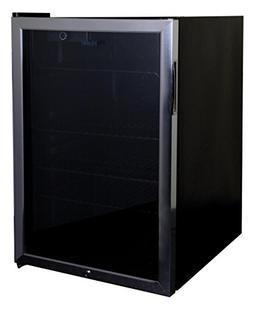Haier 150 Can Beverage Mini Fridge Cooler Refrigerator Locki