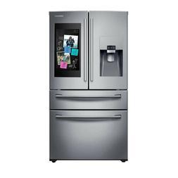 Samsung 22 cu. ft. 4-Door Family Hub Counter Depth Refrigera