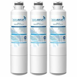 3 Filterlogic Refrigerator water filter fits Samsung RF263BE