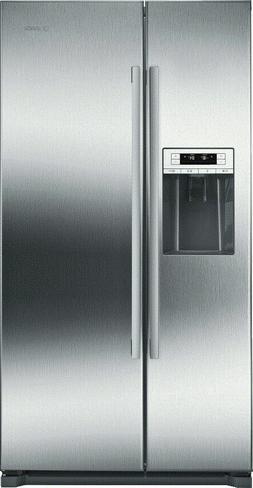 Bosch 300 Series B20CS30SNS 36 Inch Counter Depth Side-by-Si
