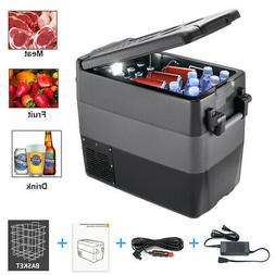 32L Portable Car Fridge Freezer Travel Cooler Refrigerator 1