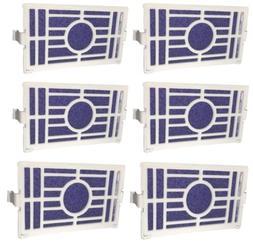 6 Filters for Kitchenaid Maytag Fresh Flow Refrigerator Frid