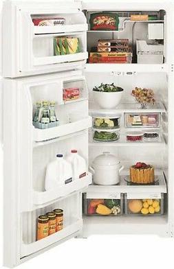GE 632138 Energy Star 17.5 Cu. Ft. Top Freezer Refrigerator
