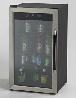 BCA306SS-IS - 3.0 CF Beverage Cooler Silver