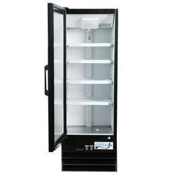 Commercial Display Merchandiser Refrigerator Cooler Glass Do