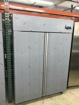 "Hoshizaki CR2S-FS 55"" Two Door Refrigerator"