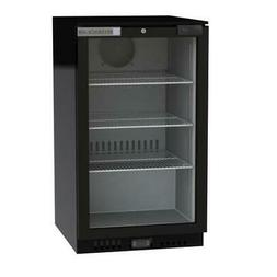 Beverage Air - CT96HC-1-B - 5.9 cu/ft Black Refrigerated Cou