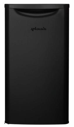 Danby DAR033A6BDB 3.3 cu. ft. Compact All Refrigerator, Blac