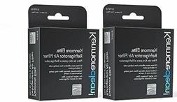 Kenmore Elite 9918 Refrigerator Air Filter, 2 Pack