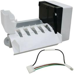 EXACT REPLACEMENT PARTS Ice Maker for Whirlpool Refrigerator