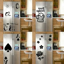Hot Fridge Stickers Vinyl Waterproof Wallpaper For Kitchen D