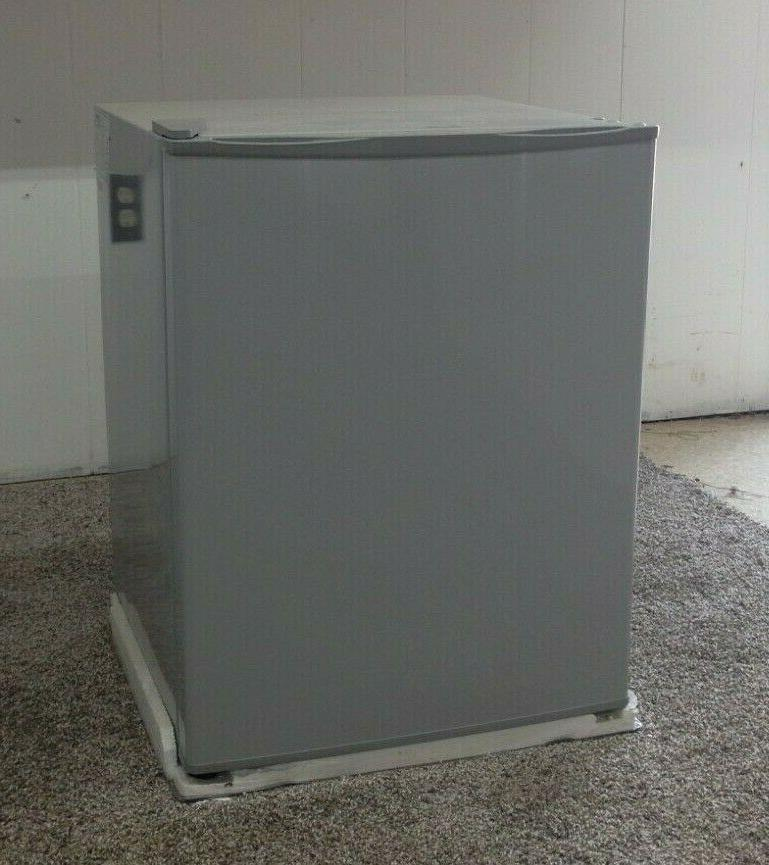 2.1 Cubic Foot Apartment Size WITHOUT COMPRESSOR Grey Color