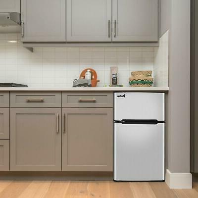 Compact Refrigerator Freezer