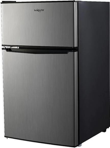 3 1 cu ft stainless steel dual