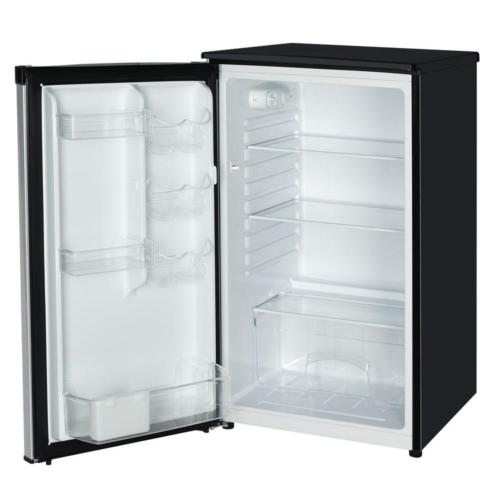 4.4 cu. ft. Fridge with RV Office Space