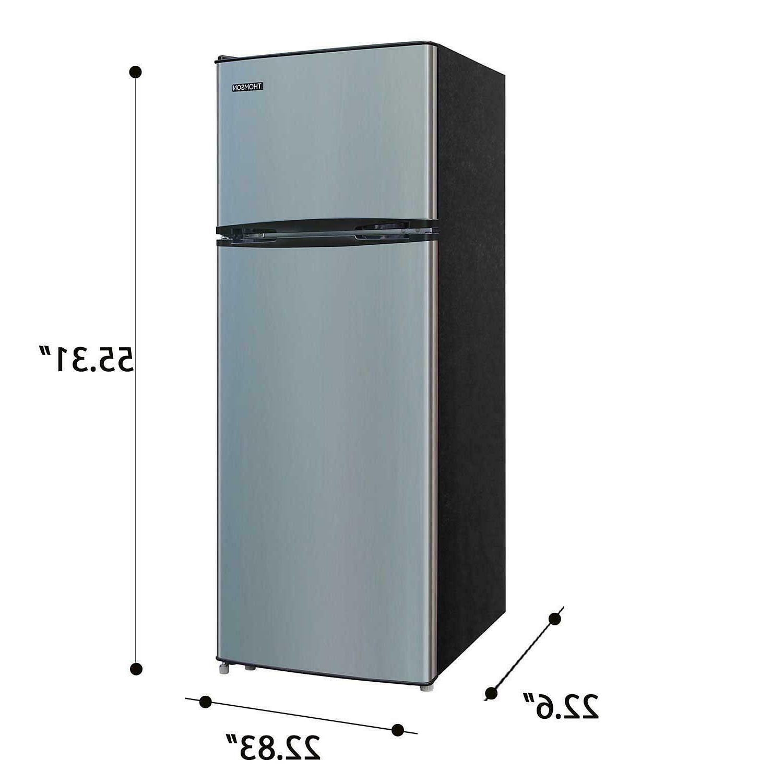7.5 Cu Compact Refrigerator Control Energy Efficient