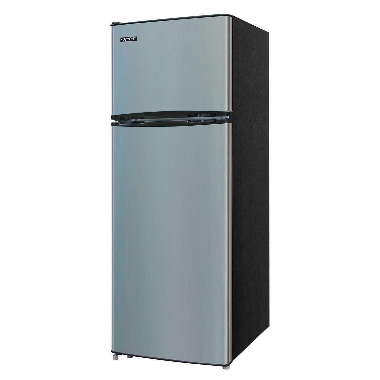 7 5 cu ft top freezer compact