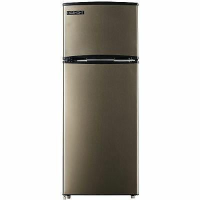 7 5 cu ft top freezer refrigerator