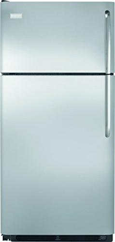 Frigidaire - 18.0 Cu. Ft. Top-freezer Refrigerator - Stainle