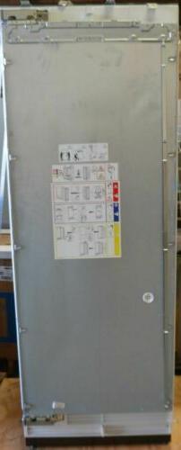"""Bosch Benchmark 30"""" Built In Panel Ready Full Refrigerator C"""