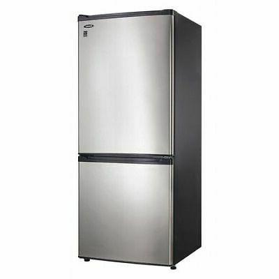 dff092c1bsldb refrigerator bottom freezer 9 2 cu
