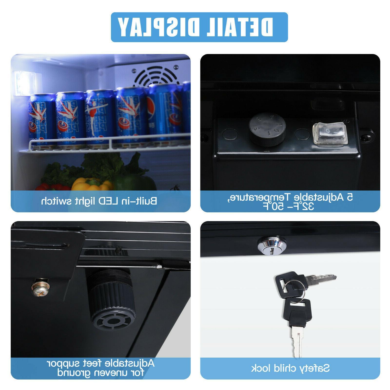 Famistar Beverage Cooler - Can Mini Door