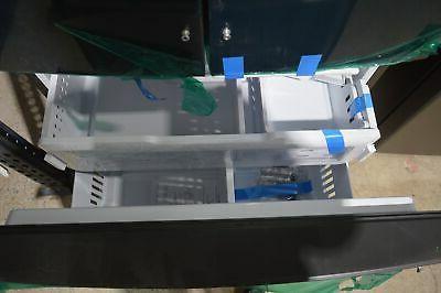 GE Slate Door Refrigerator NOB