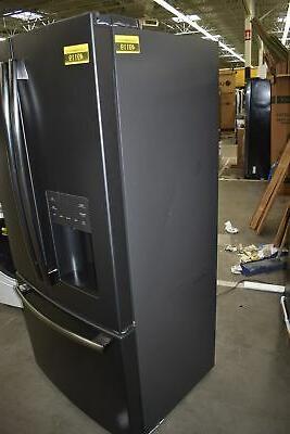 GE French Refrigerator 17.5 CuFt #49119