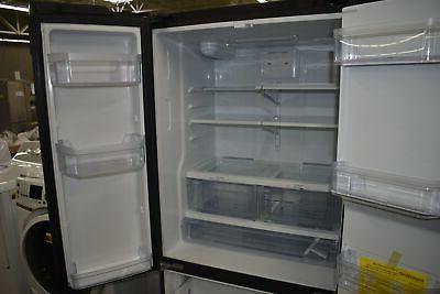 GE GYE18JEMDS Black French Door Refrigerator CuFt #49119