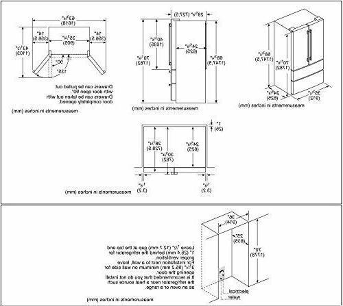 Kitchen Automatic Inch Depth