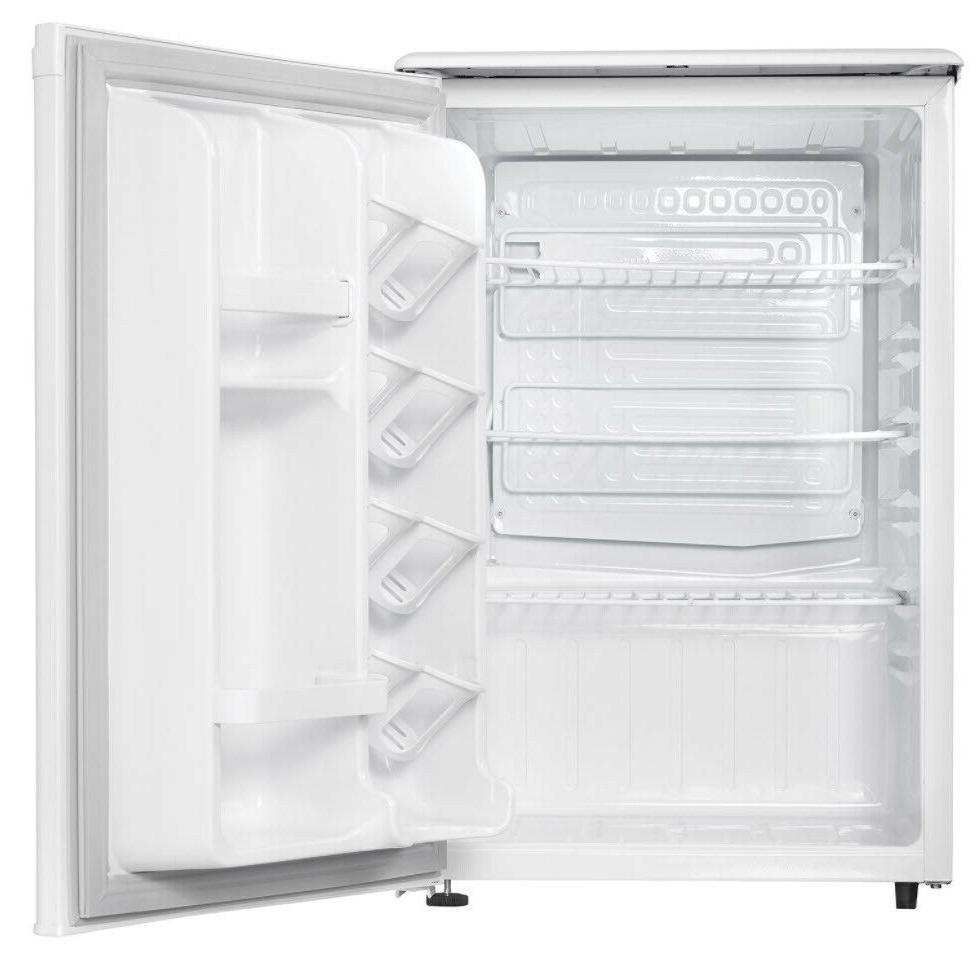 MINI FRIDGE Cu Ft Compact Freezerless Refrigerator Door