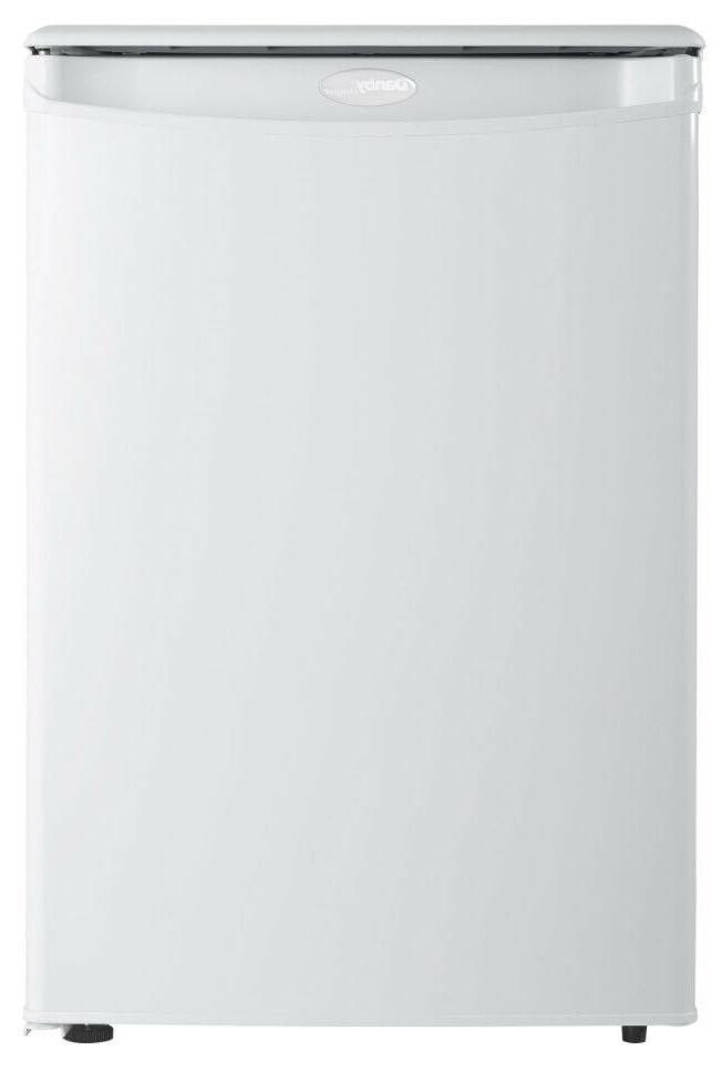 MINI FRIDGE 2.6 Cu Ft Small Refrigerator Door White