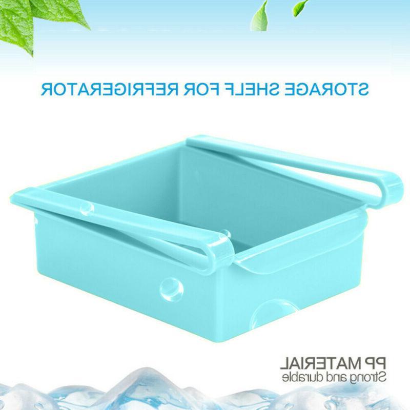 Mini Slide Drawer Freezer Kitchen Accessories