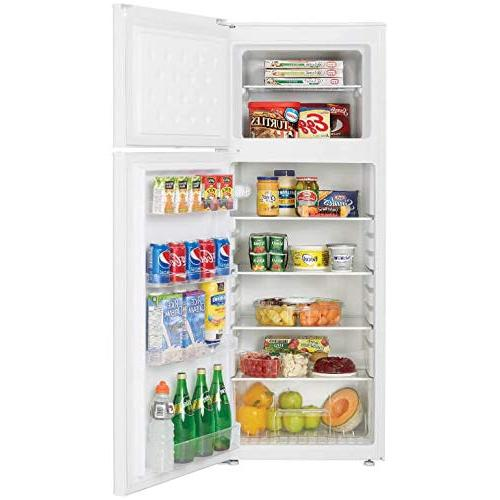 Danby 7.3 Ft. Refrigerator Top-Mount in White