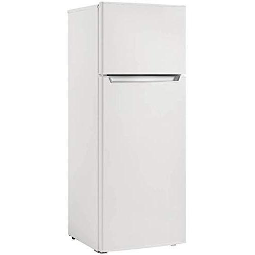 Danby 7.3 Cu. Refrigerator Top-Mount in White