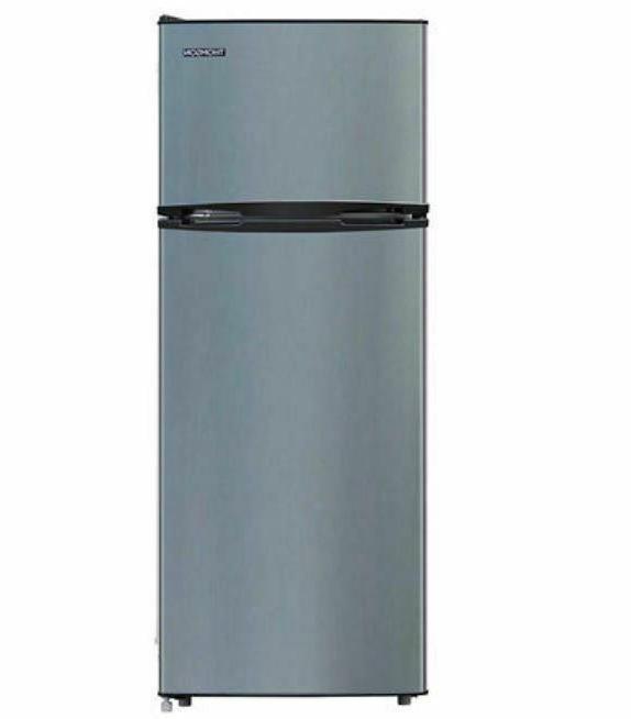 refrigerator top freezer 7 5 cu ft