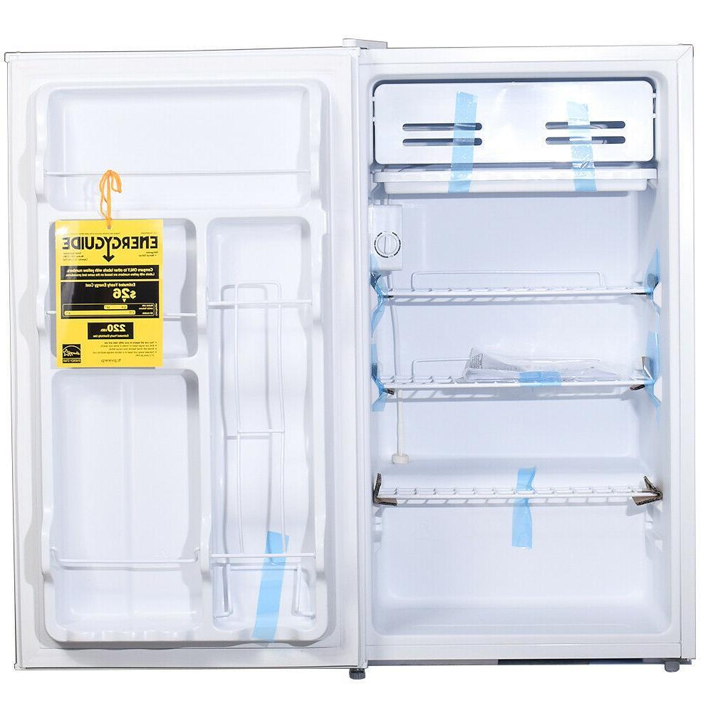 SMAD 3.3 Cu Ft Refrigerator Fridge Freezer