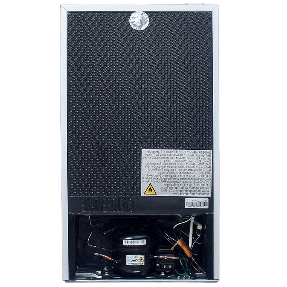 SMAD Cu Ft Refrigerator Fridge Home Kitchen Cooler