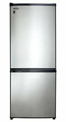 Danby 9.2 Cu. Ft. Stainless Steel Bottom Freezer Refrigerato
