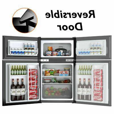 Stainless Steel Refrigerator Freezer Cooler 3.2
