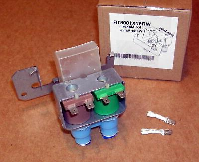 WR57X10051 Refrigerator Water Valve for GE WR57X10032 AP3672