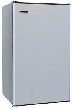 Magic Chef Mini Refrigerator 3.3 cu ft Glass Shelves ENERGY