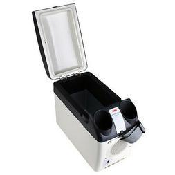 Mini Fridge 12 Liter 12 Volt Travel Cooler/Warmer. Lots qual