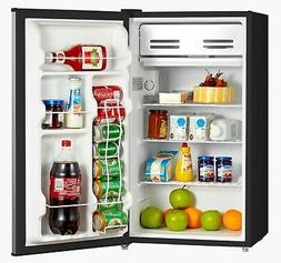3.3 Cu Ft Mini Fridge Small Refrigerator Freezer Compact Coo