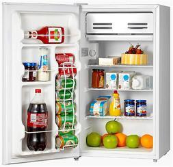 Smad Mini Fridge without Freezer 3.2 Cu.Ft Compact Refrigera
