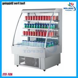 NEW Open Air Refrigerator Coffee Sandwich Grab n Go Dessert