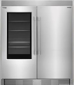 Frigidaire PRO Stainless Refrigerator Freezer Combo & Trim F