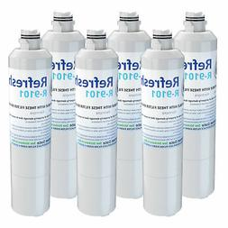Refresh Water Filter - Fits Samsung RF263BEAESG/AA Refrigera