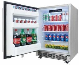 """Danby Silhouette Series 24"""" Integrated Outdoor All Refrige"""