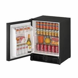 """U-Line U-29RB-00A 21"""" ADA Solid Door Refrigerator with 3.3 c"""